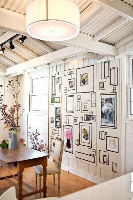 Kriste Michelini Interiors Retail &#8\2\1\1; Twiggs: Flower Shop Photo: Lisa Duncan