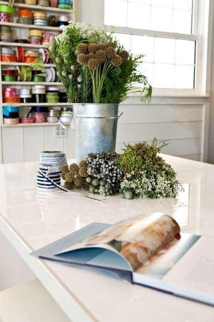Kriste Michelini Interiors Retail &#8\2\1\1; Twiggs III: Flower Shop Detail Photo: Lisa Duncan