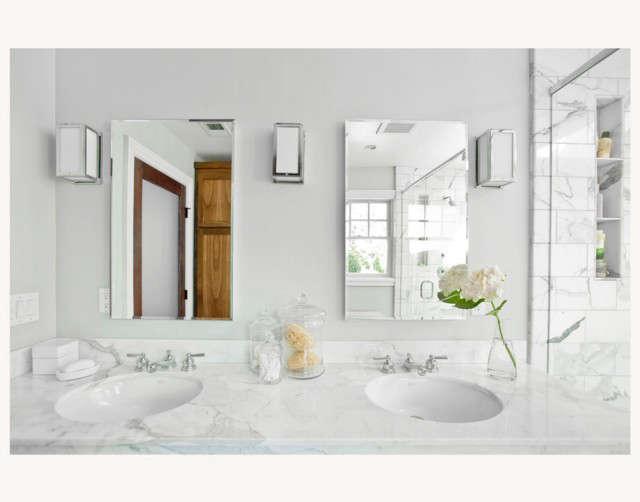 Kriste Michelini Interiors Alamo Residence &#8\2\1\1; Master Bath II: Master Bathroom Photo: LIsa Duncan