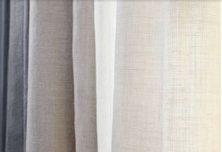 Photograph fromObject Lessons: Belgian Linen for Every Room.