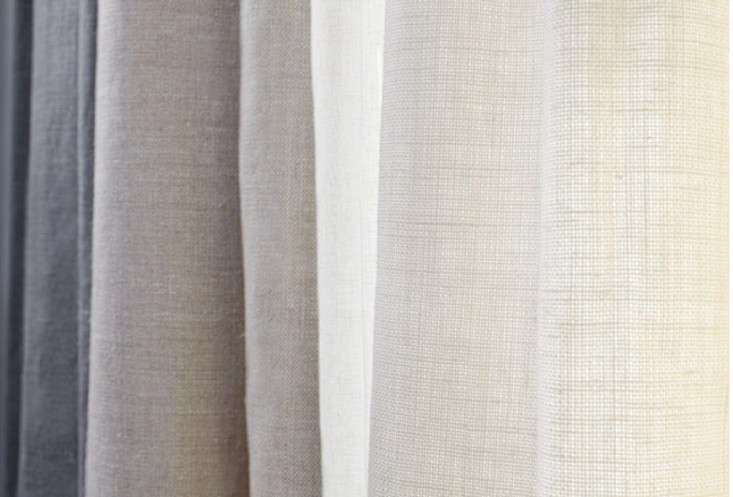 barn and willow belgian linen curtains Remodelista 0