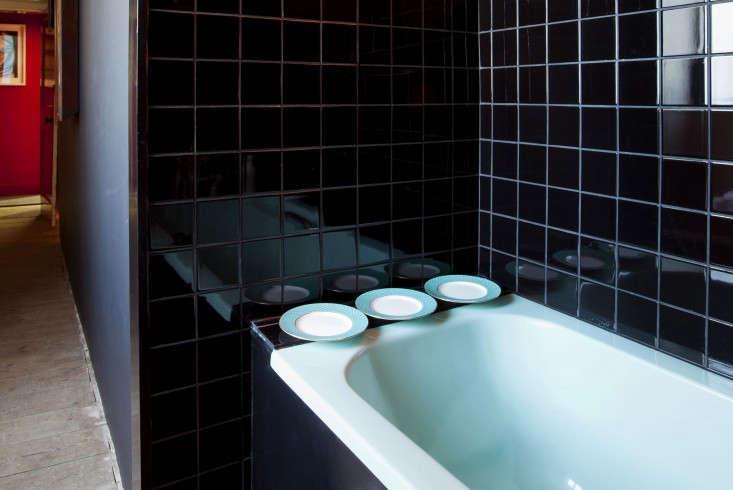 durslade farmhouse colorful bathroom remodelista 2