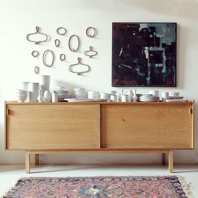 Keep up with the LA interior design duo behind Nickey Kehoe via Instagram (@nickeykehoe).