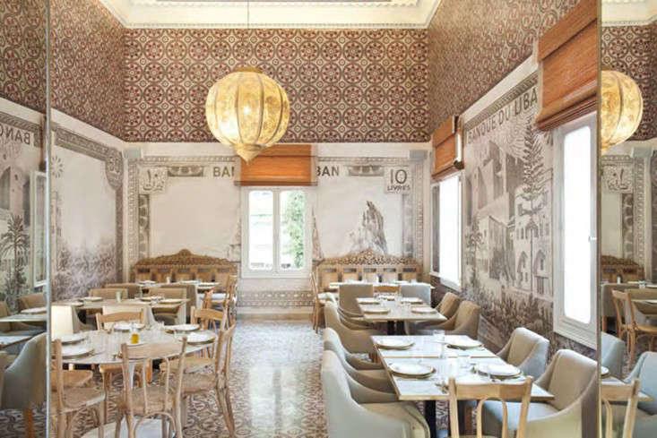 pale and elegant: the liza restaurant in east beirut, lebanon. 10