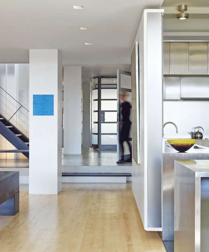The Architect Is In The TwiceDesigned New York Loft portrait 7