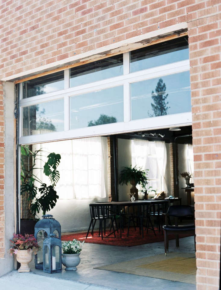sarah winward, a salt lake city floral designer, took her business to a garage  11