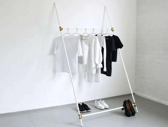 10 Easy Pieces Metal Clothing Racks portrait 7