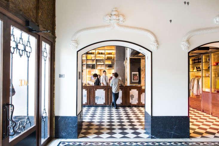 Ace Hotel Lobby LA Remodelista 2