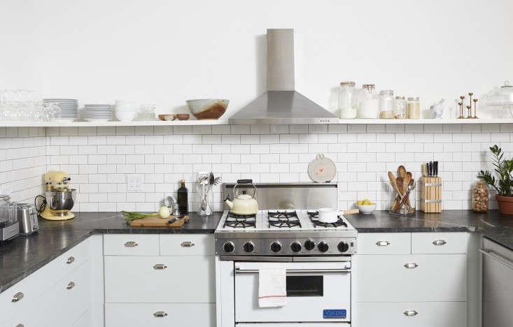 Philadelphia Story Two Creatives Tackle Their Own Kitchen portrait 5