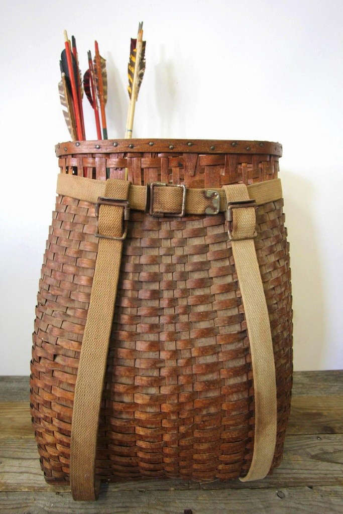 adirondack slat pack basket 14
