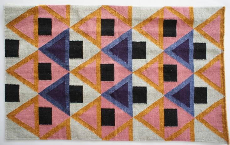 Geometry Prize Aelfies Modern Dhurries portrait 4