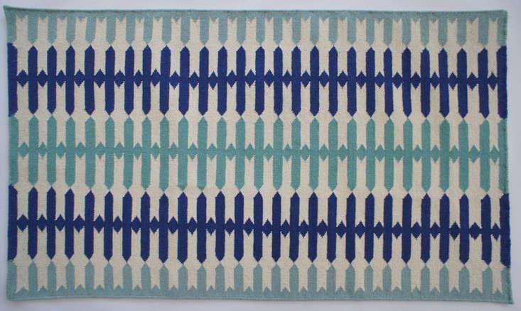Geometry Prize Aelfies Modern Dhurries portrait 7