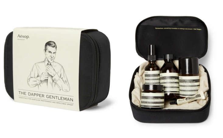 Aesop Mr Porter Gentleman Kit