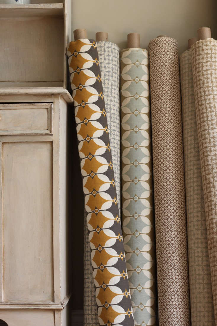 Pattern Play Wallpaper Textiles and Tiles by Akin amp Suri portrait 4