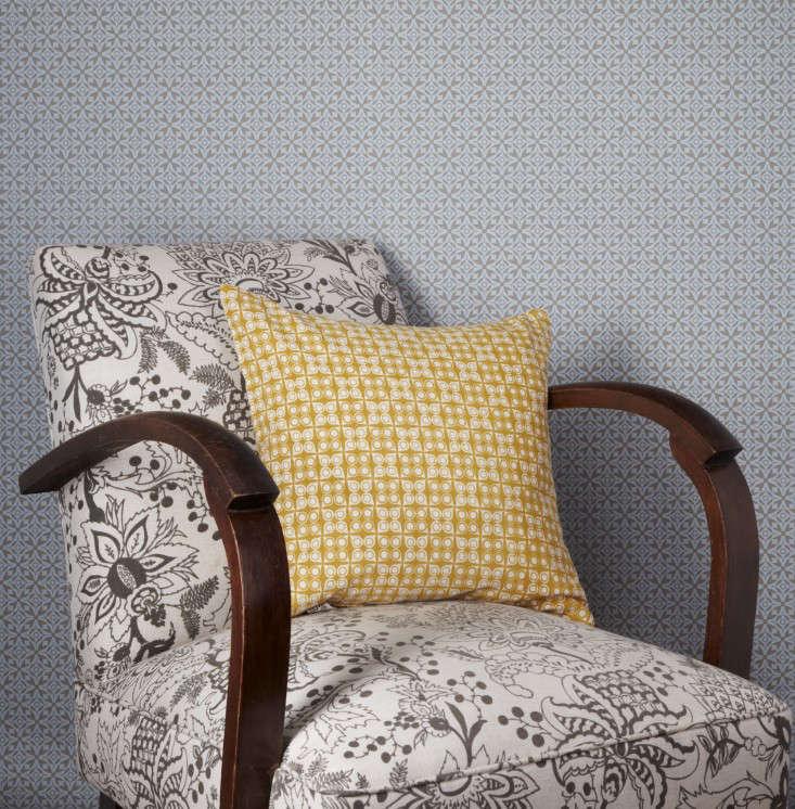 Pattern Play Wallpaper Textiles and Tiles by Akin amp Suri portrait 10