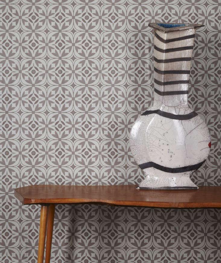 Pattern Play Wallpaper Textiles and Tiles by Akin amp Suri portrait 8