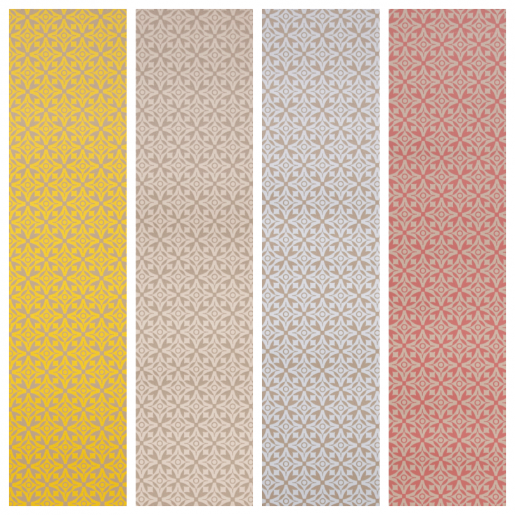 Pattern Play Wallpaper Textiles and Tiles by Akin amp Suri portrait 9