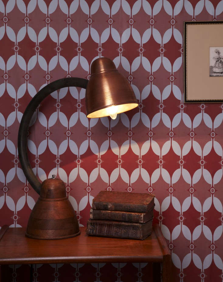 Pattern Play Wallpaper Textiles and Tiles by Akin amp Suri portrait 6