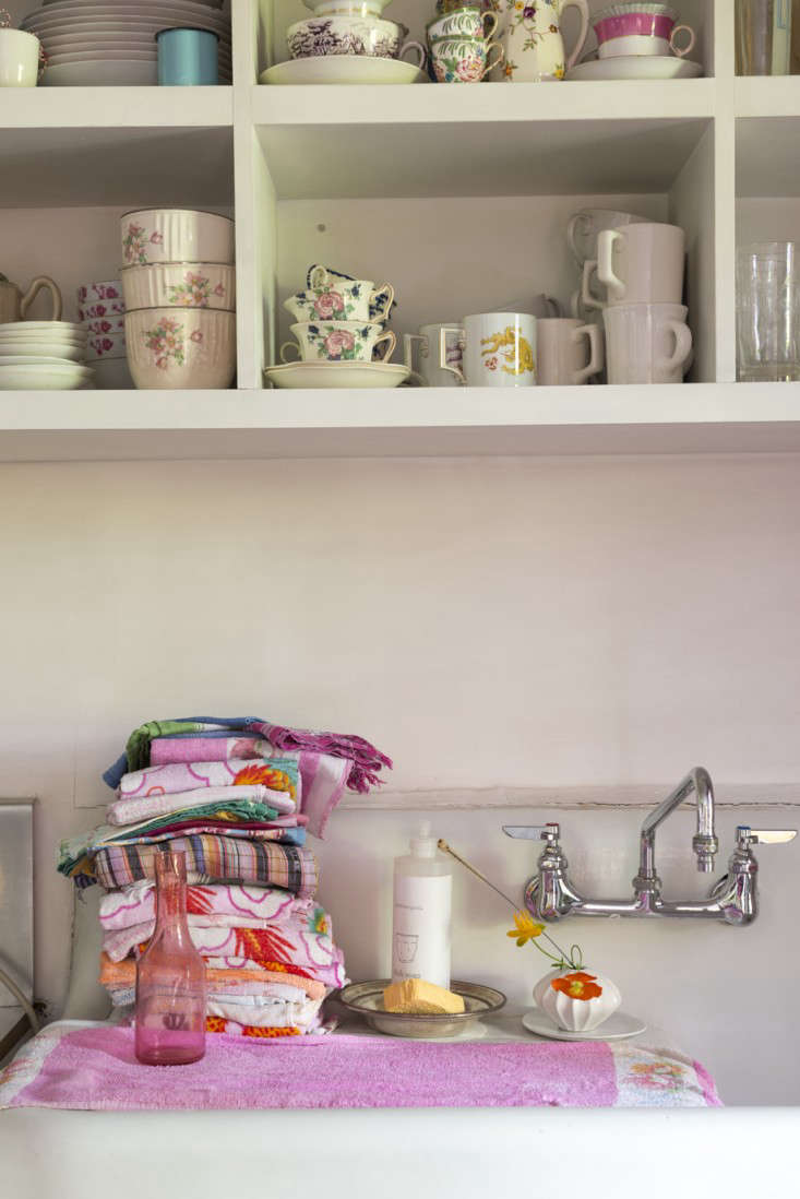Alayne Patrick of Layla apt photographed by James Merrell 12 Remodelista