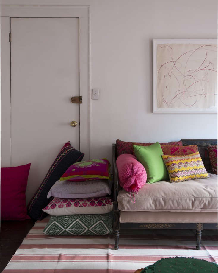 Alayne Patrick of Layla apt photographed by James Merrell 8 Remodelista