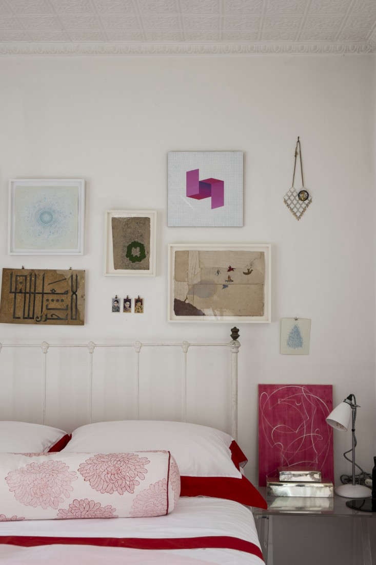 Alayne Patrick of Layla bedroom photographed by James Merrell 13 Remodelista