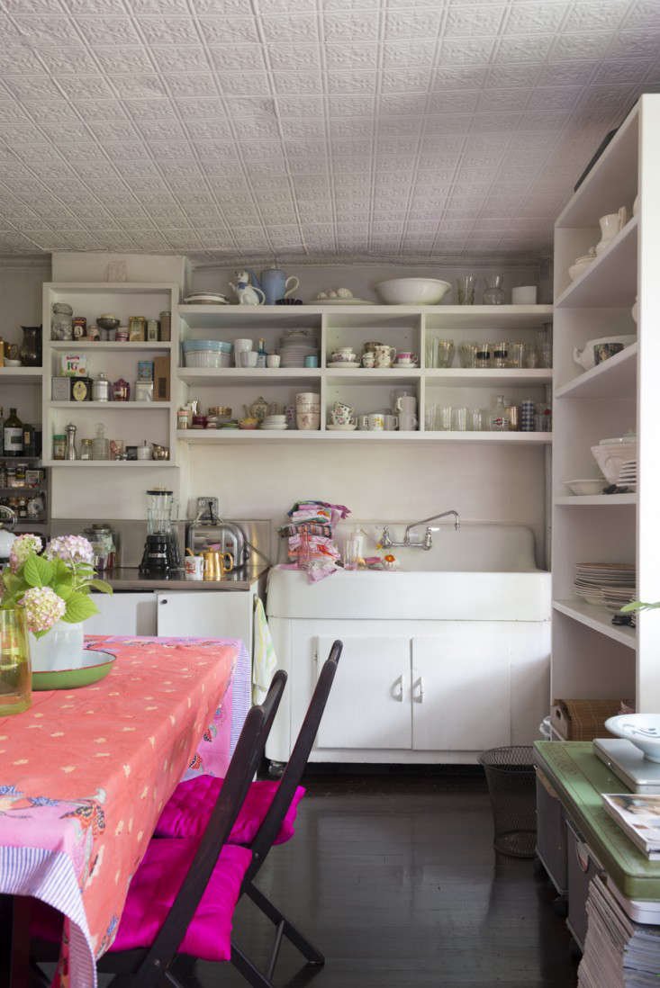 Alayne Patrick of Layla kitchen photographed by James Merrell 14 Remodelista