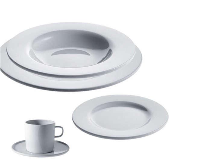 10 Easy Pieces Basic White Dinnerware portrait 8