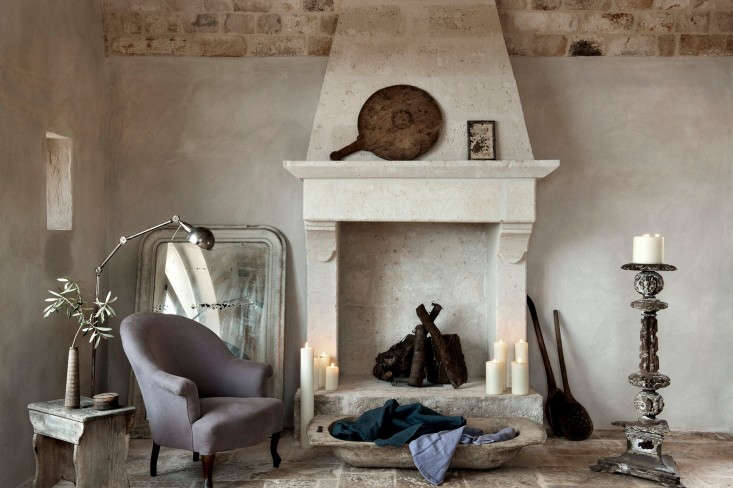10 Things Nobody Tells You About Plaster Photographby Emily Andrews, courtesy of Alexander Waterworth Interiors, fromPastels Go Rustic in an Italian Farmhouse.