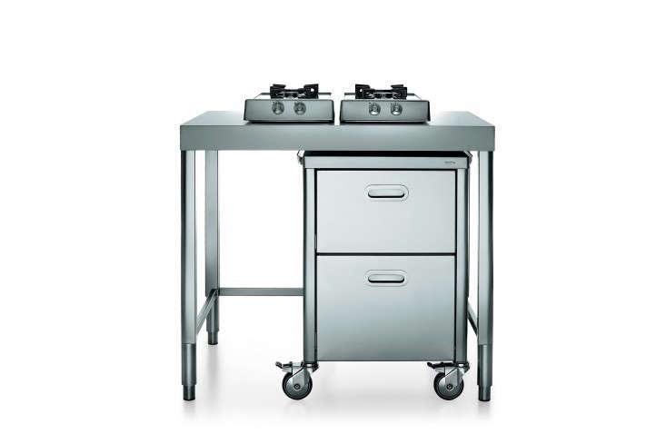 Alpes Inox compact kitchen appliances3 Remodelista