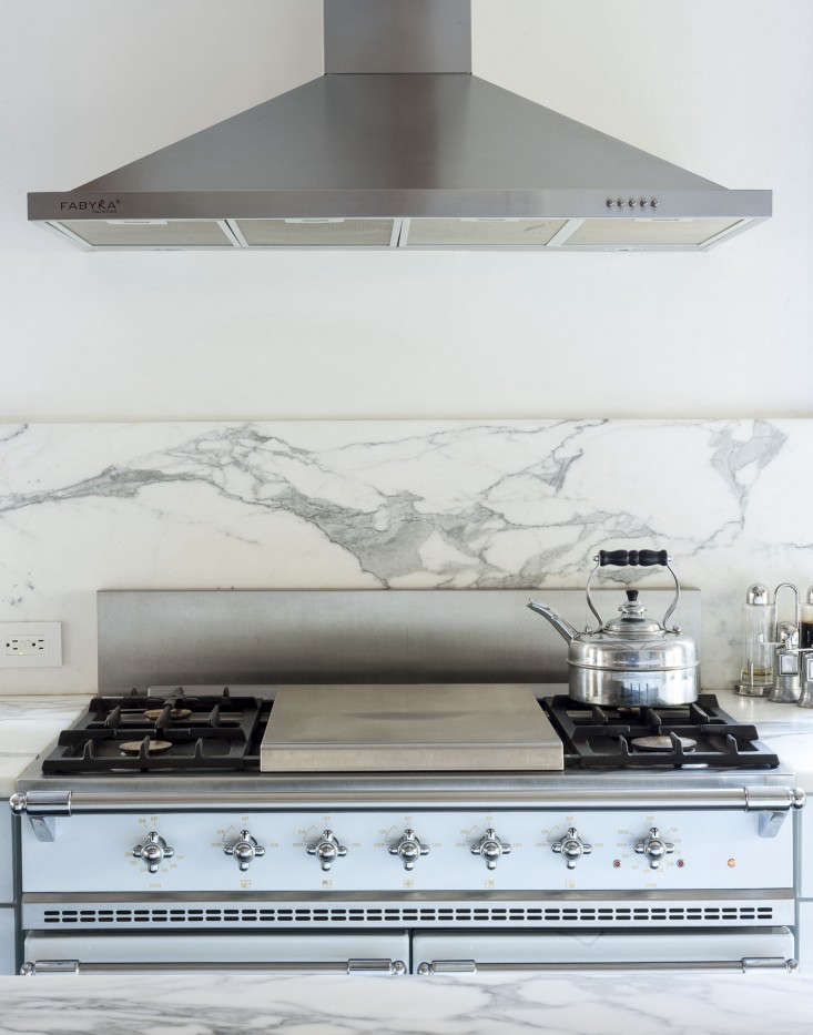 Annabelle Selldorf Brooklyn kitchen renovation Lacanche range Remodelista
