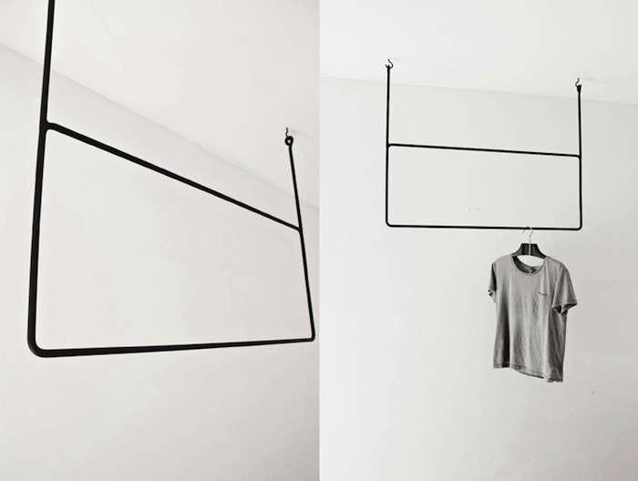 10 Easy Pieces Metal Clothing Racks portrait 10