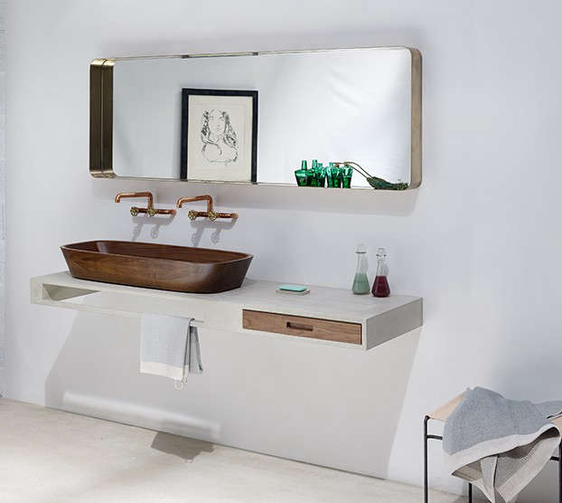 Artful Bathing The Ultimate Wood Tub and Sink portrait 6