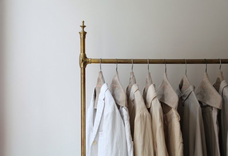 make sure you have closet space before you consider a purchase; photograph by a 11