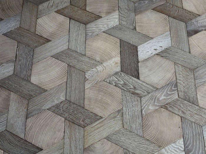 Trend Alert Geometric Flooring Chateau Edition portrait 3