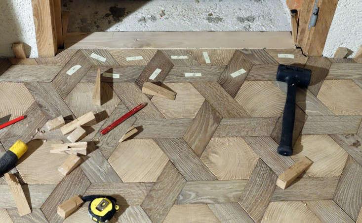 Trend Alert Geometric Flooring Chateau Edition portrait 4