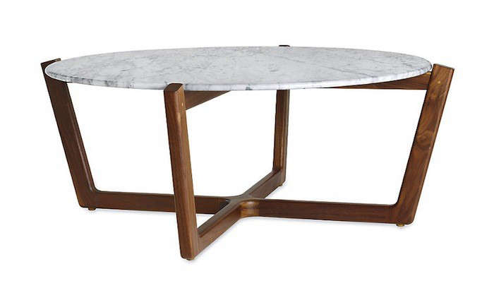 HighLow MarbleTopped Coffee Tables portrait 3
