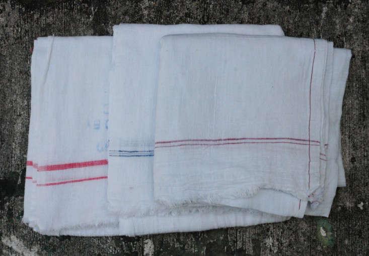 Auntie Oti dish towel via Remodelista
