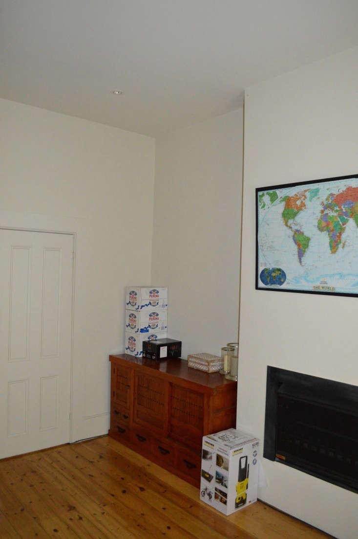 BEFORE  East Melbourne Residence Living Room Remodelista 2