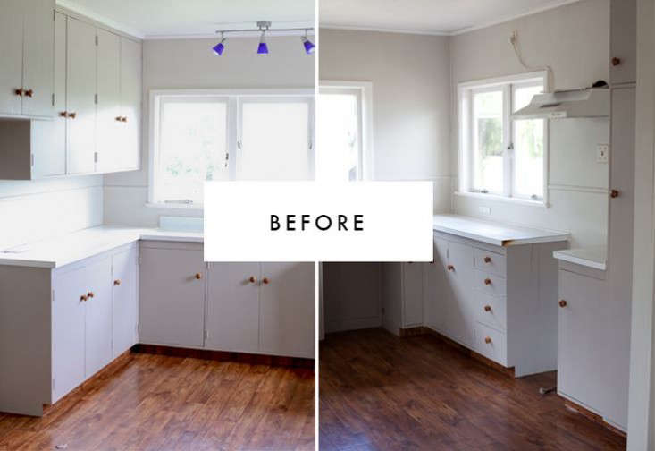 Kitchen of the Week A New Zealand Bloggers 600 DIY Remodel portrait 9
