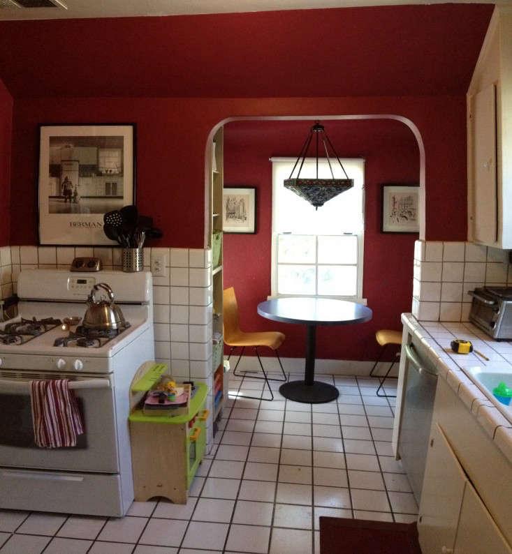 BEFORE shot Flynn Howe kitchen LA Remodelista 4