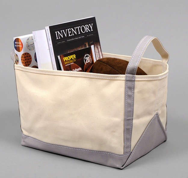 Trend Alert 7 Canvas Bins for Books and More portrait 5