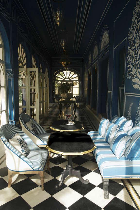 Talk of the Town Fashion Star MarieAnne Oudejans Designs a Bar in Jaipur portrait 5