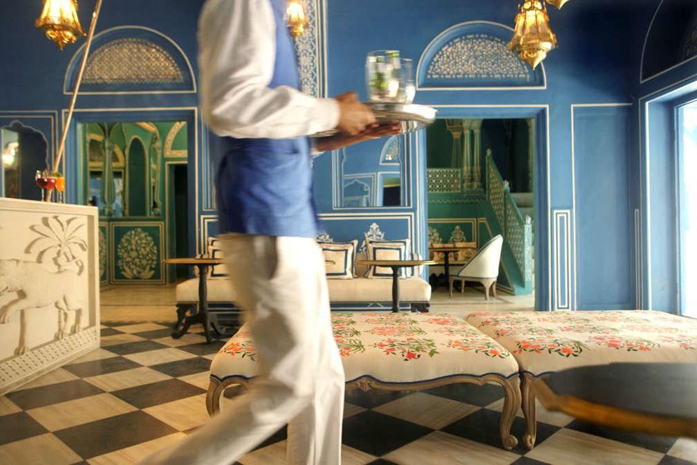 Talk of the Town Fashion Star MarieAnne Oudejans Designs a Bar in Jaipur portrait 4