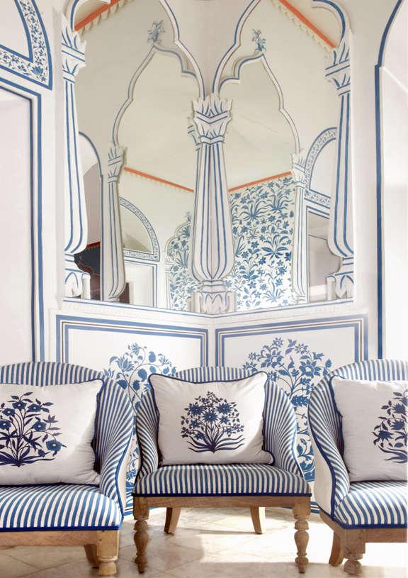 Talk of the Town Fashion Star MarieAnne Oudejans Designs a Bar in Jaipur portrait 13