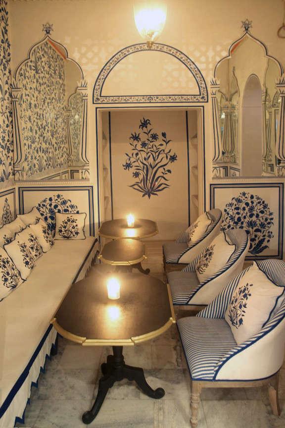 Talk of the Town Fashion Star MarieAnne Oudejans Designs a Bar in Jaipur portrait 12