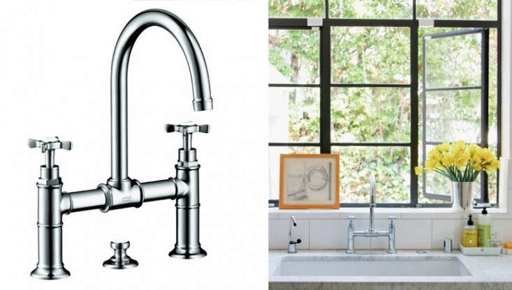 10 Easy Pieces Architects GoTo Traditional Kitchen Faucets portrait 9