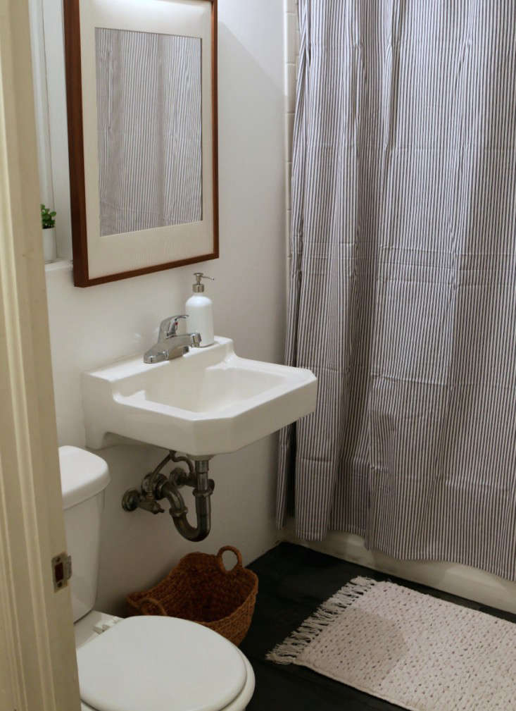 Before  After The TwoWeek Bath Remodel for Less Than 5000 portrait 3
