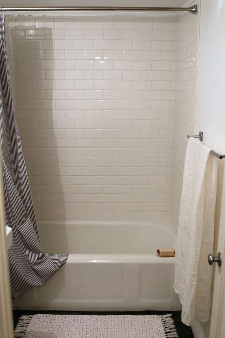Before  After The TwoWeek Bath Remodel for Less Than 5000 portrait 4