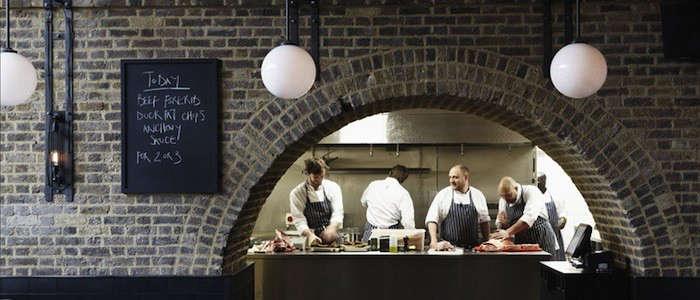 A Charles DickensWorthy Restaurant in London portrait 6