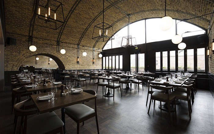 A Charles DickensWorthy Restaurant in London portrait 3